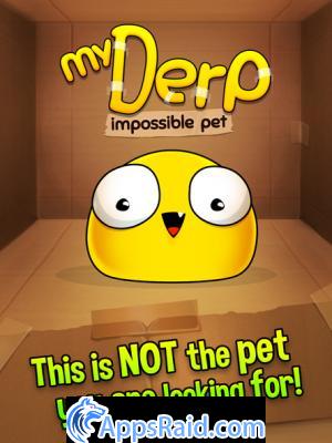 TuneWAP My Derp - A Stupid Virtual Pet