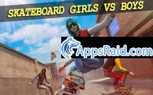 TuneWAP Skateboard - Girls vs boys