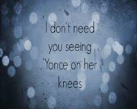 Zamob Beyonce - Partition Only Lyrics
