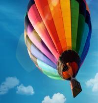 Waptrick Colorfyl Hot Air Balloon