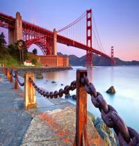 Waptrick Golden Gate Bridge Coast