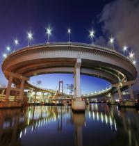 Waptrick Rainbow Bridge Tokyo Japan